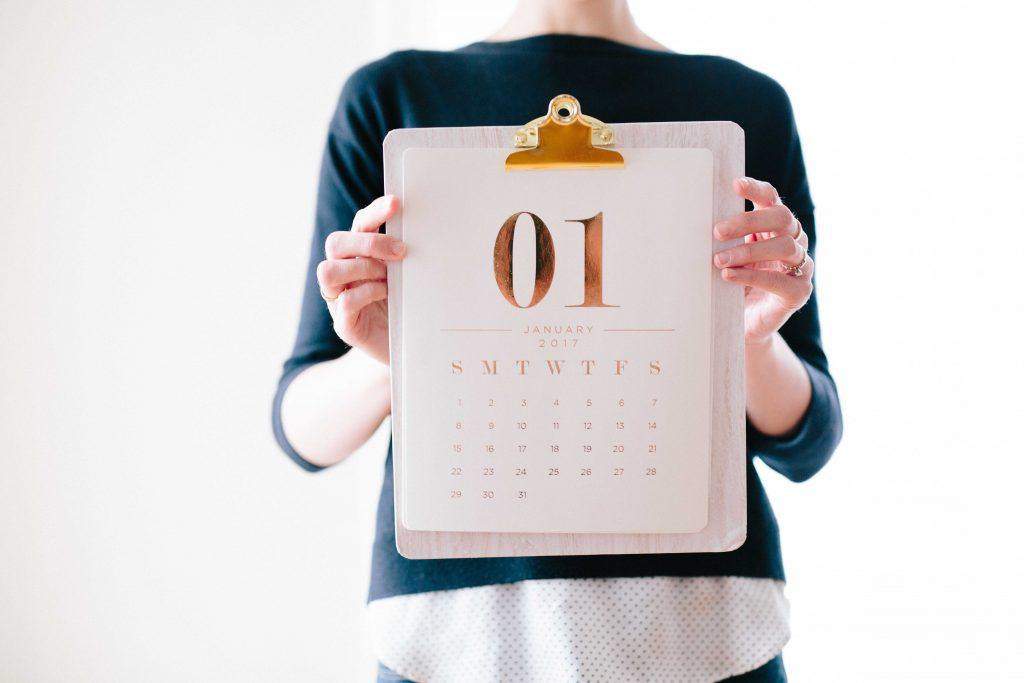 3 dates clés à retenir si vous souhaitez vous réussir votre préparation au concours d'adjoint administratif principal de 2eme classe
