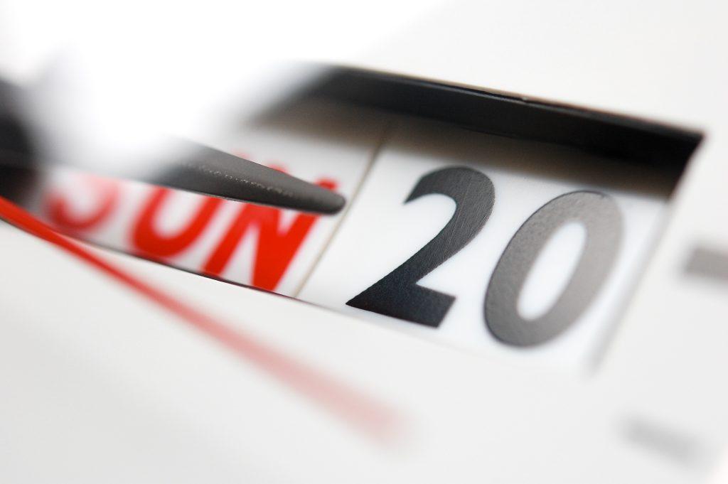 Il faut que vous teniez un calendrier avec un planning pour bien vous préparer au concours. C'est pourquoi, en général on recherche les dates des épreuves.